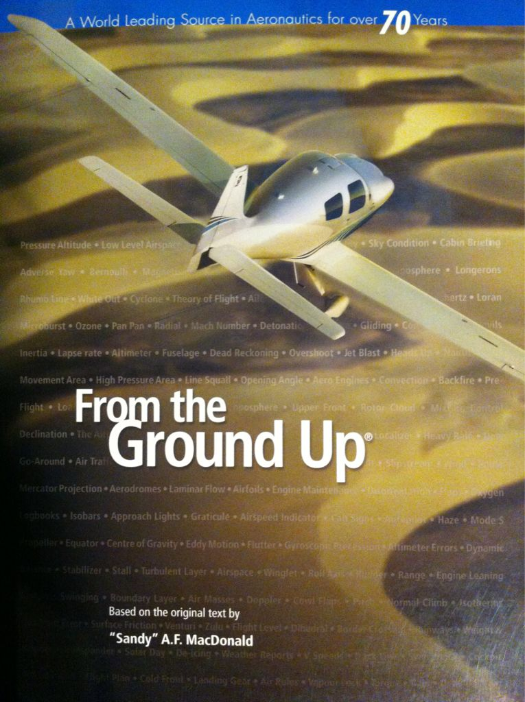 Aviation from the Ground Up