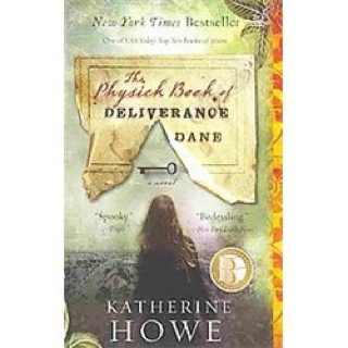 The Physick Book of Deliverance Dane Book - Voice (USA) front image (front cover)