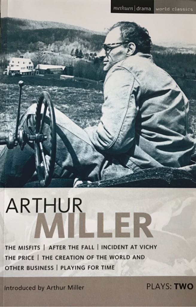 the line between right and wrong in arthur millers plays A view from the bridge is a play by american playwright arthur millerit was first staged on september 29, 1955, as a one-act verse drama with a memory of two mondays at the coronet theatre on broadway.