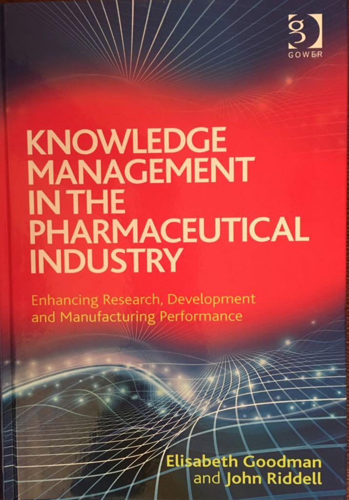 kowledge management in pharma industry