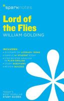 Lord of the Flies Book - SparkNotes front image (front cover)