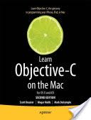 Learn Objective-C on the Mac Book - Apress front image (front cover)