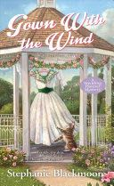 Gown with the Wind Book - Wedding Planner Mystery front image (front cover)