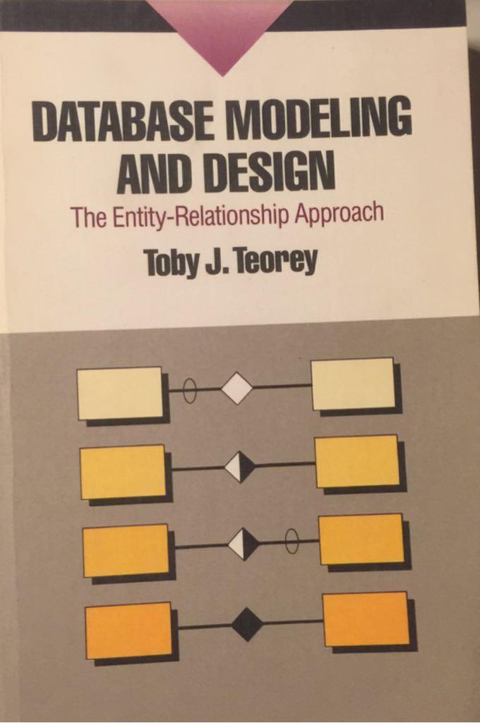 database modeling and design