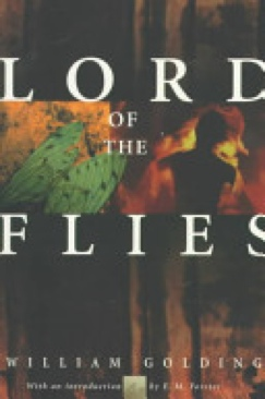 Lord of the Flies Book - Hubsta Ltd front image (front cover)