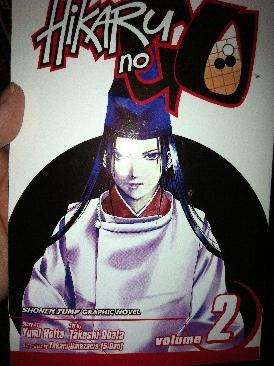 Hikaru No Go: Vol. 02 Book - VIZ Media LLC front image (front cover)