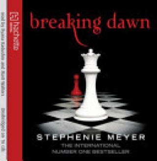 Breaking Dawn Book - Hachette Digital front image (front cover)