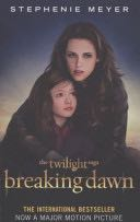 Breaking Dawn Book - Atom Books front image (front cover)