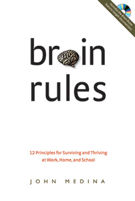 Brain Rules Book - Scribe Publications front image (front cover)