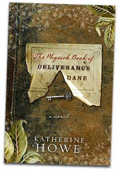 The Physick Book of Deliverance Dane Book front image (front cover)
