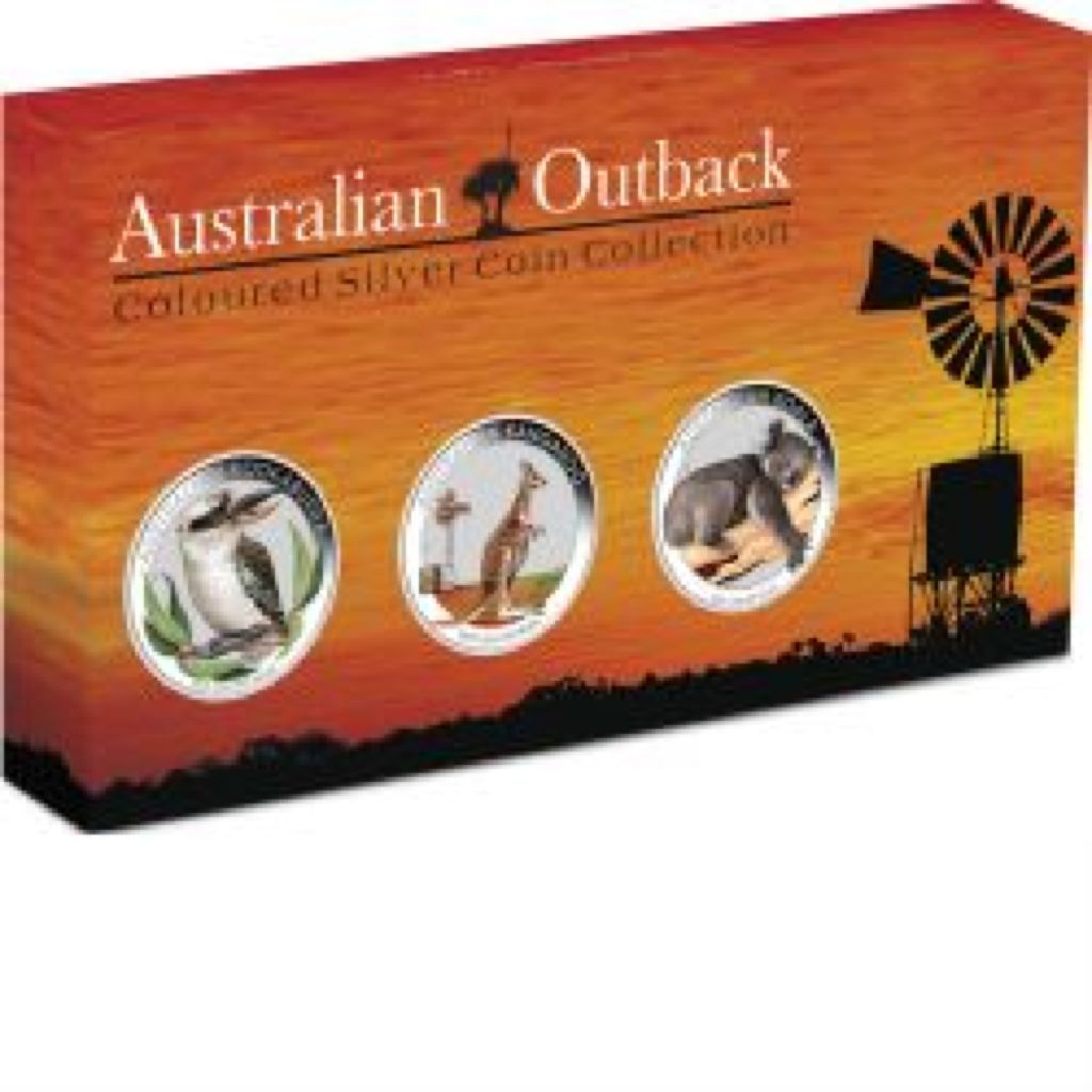 2012 Australian Outback Collection Coin - $0.50 (2012) back image (back cover, second image)