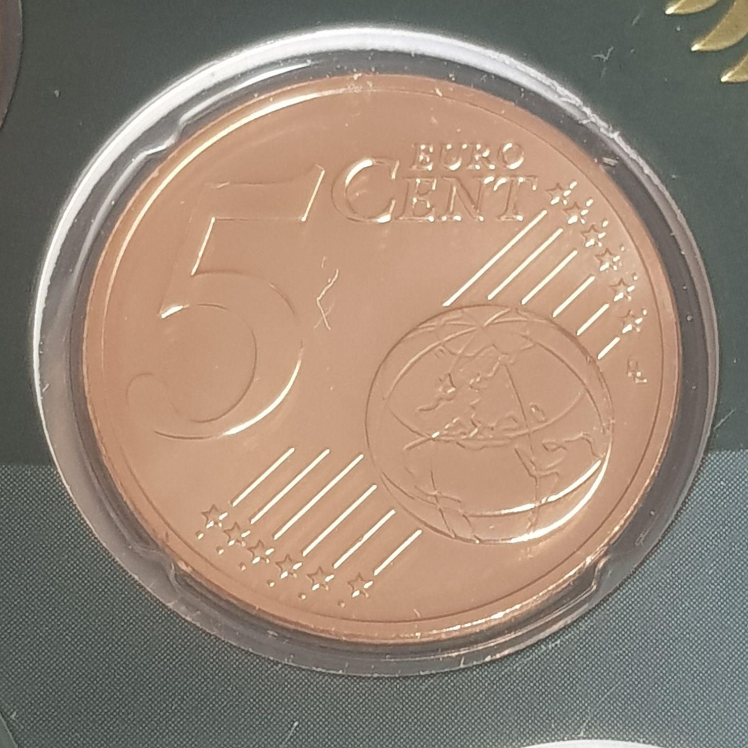 .05 Centavos De Euro Coin - $.05 (2017) front image (front cover)