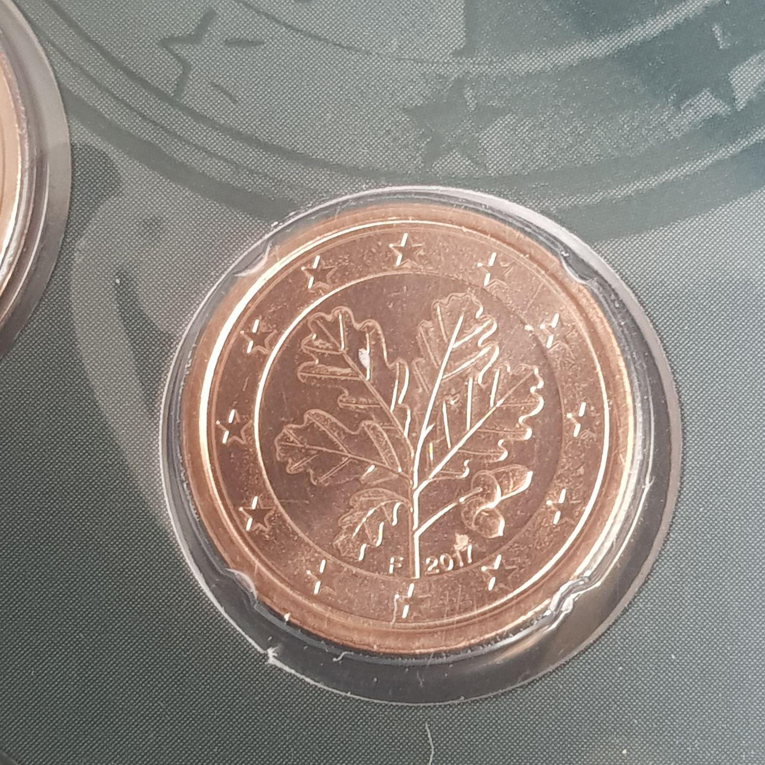 .01 Centavo De Euro Coin - $.01 (2017) back image (back cover, second image)