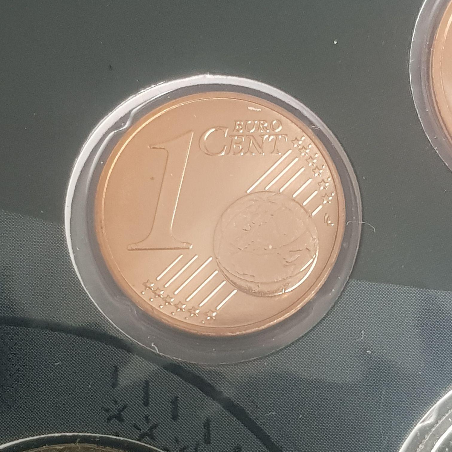 .01 Centavo De Euro Coin - $.01 (2017) front image (front cover)