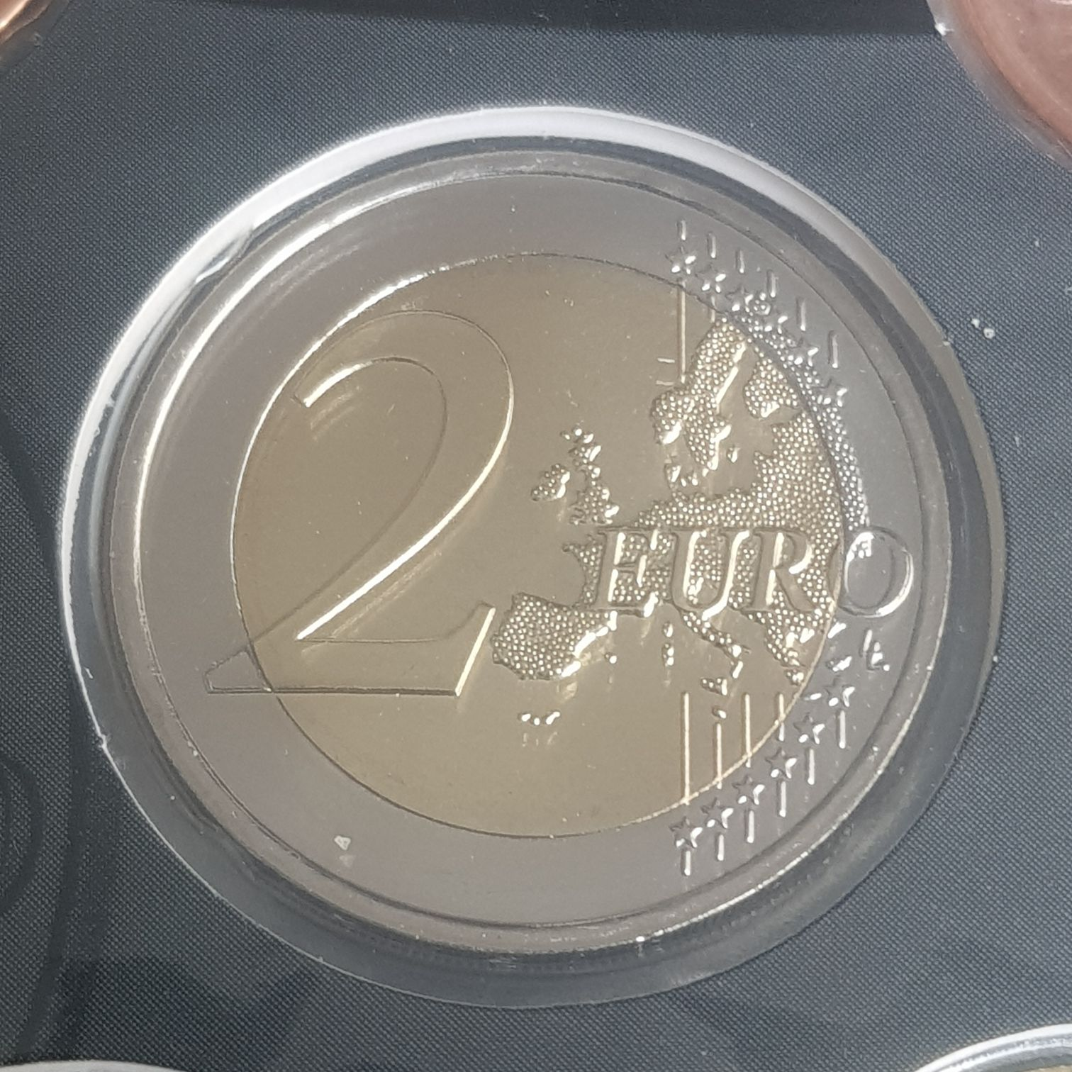 2 Euros Coin - $2 (2016) front image (front cover)
