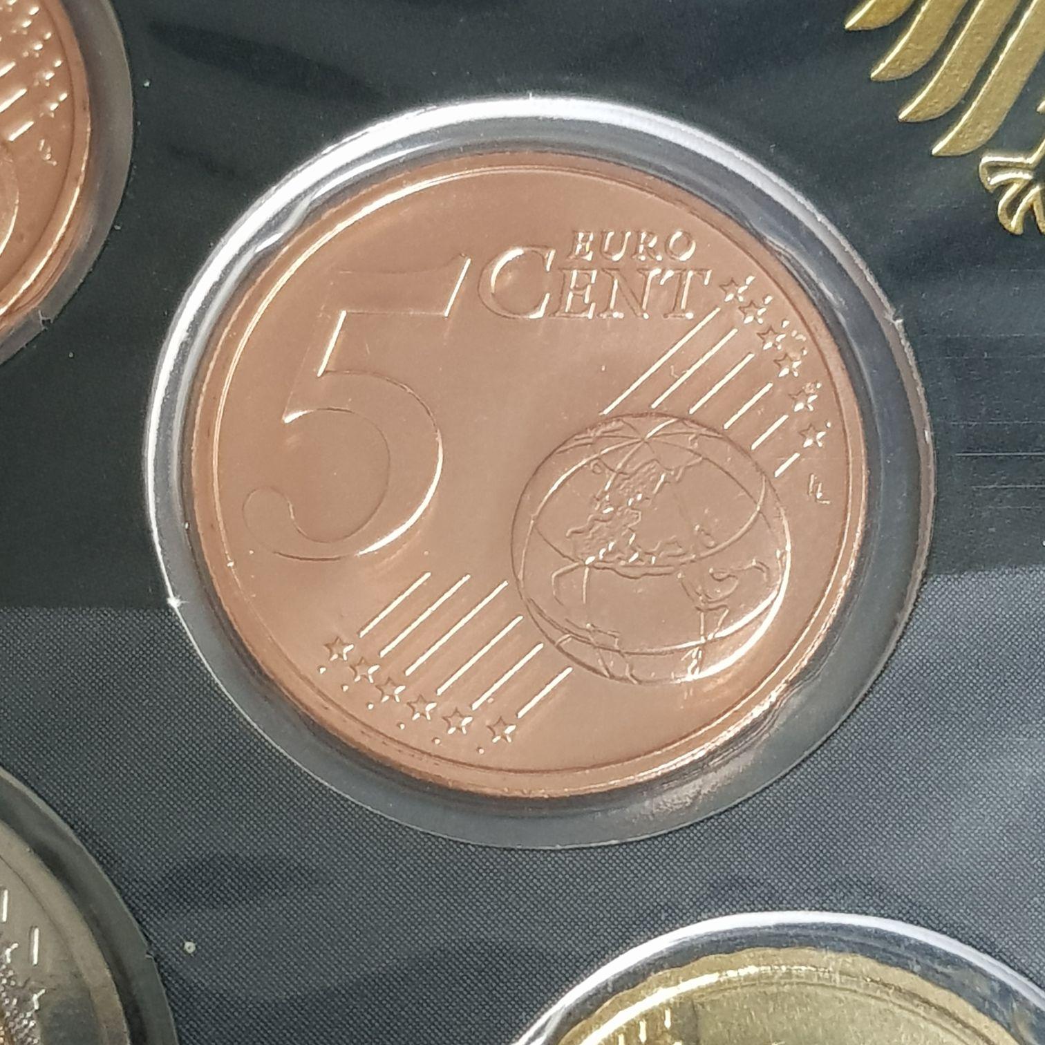 .05 Centavos De Euro Coin - $.05 (2016) front image (front cover)