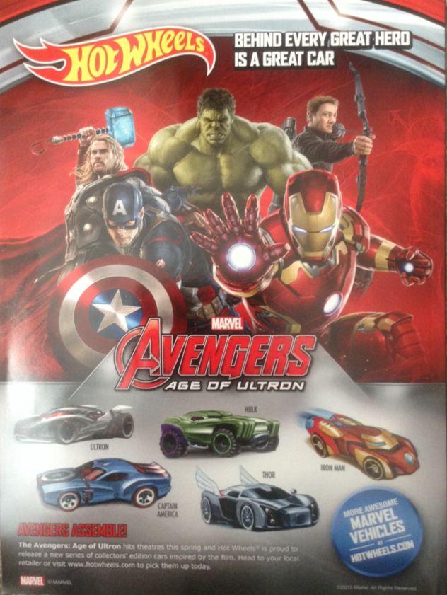 Avengers Magazine Comic Book - Marvel Comics (1) back image (back cover, second image)