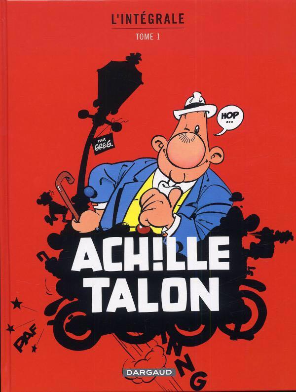 Achille Talon T3 : Persiste Et Signe! Comic Book (3) front image (front cover)