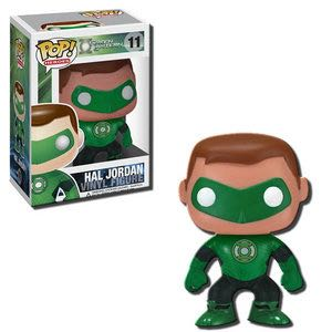 Hal Jordan Funko - POP! Heroes (11) back image (back cover, second image)