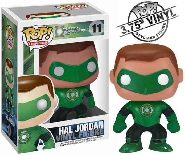Hal Jordan Funko - POP! Heroes (11) front image (front cover)