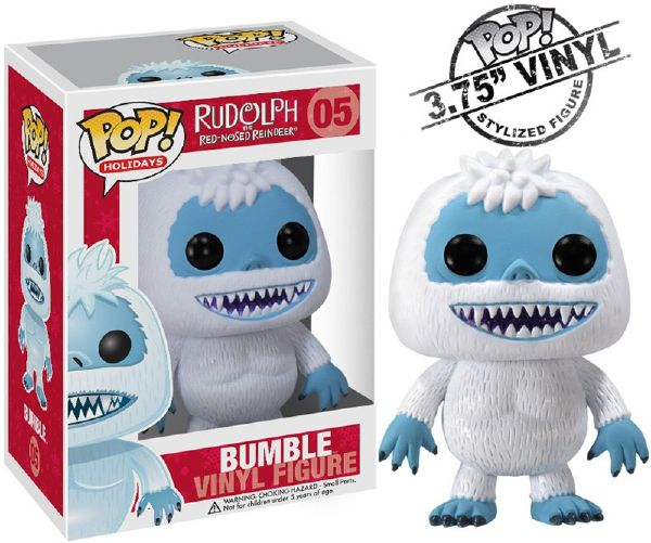 Bumble Funko - POP! Holiday (05) front image (front cover)