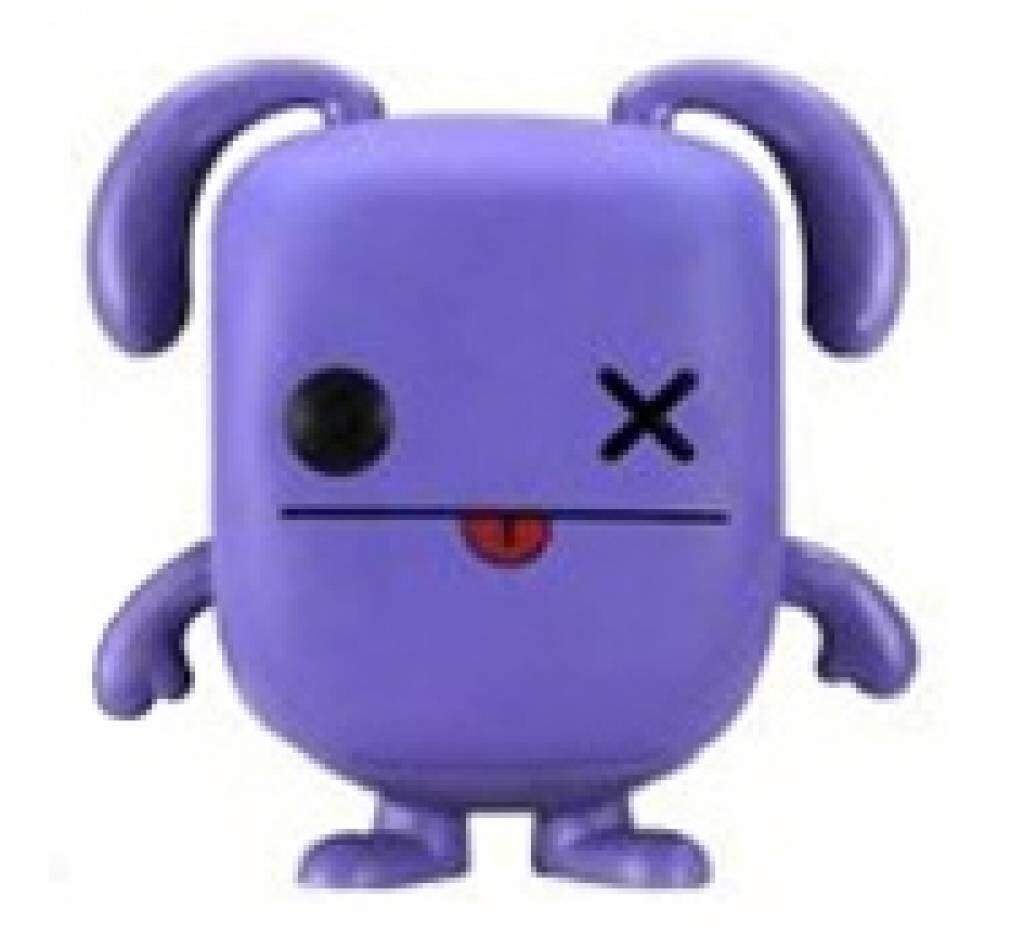 Ox Funko - POP! Uglydoll (02) back image (back cover, second image)