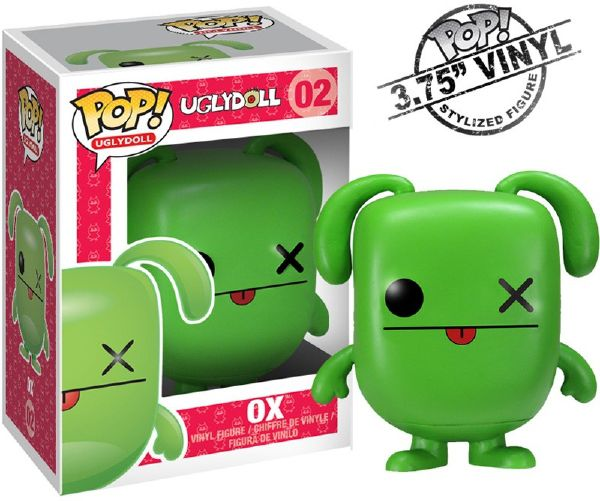 Ox Funko - POP! Uglydoll (02) front image (front cover)