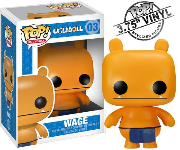 Wage Funko - POP! Uglydoll (03) front image (front cover)