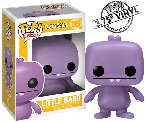 Little Babo Funko - POP! Uglydoll (05) front image (front cover)