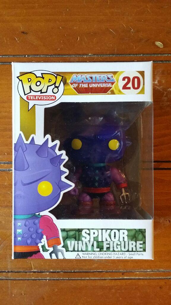 Spikor Funko - POP! Television (20) back image (back cover, second image)