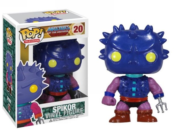 Spikor Funko - POP! Television (20) front image (front cover)