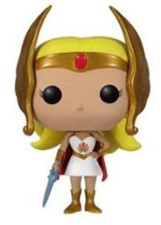 She-Ra Funko - POP! Television (18) back image (back cover, second image)