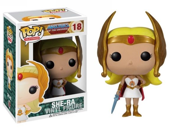 She-Ra Funko - POP! Television (18) front image (front cover)