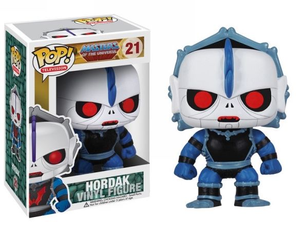 Hordak Funko - POP! Television (21) front image (front cover)
