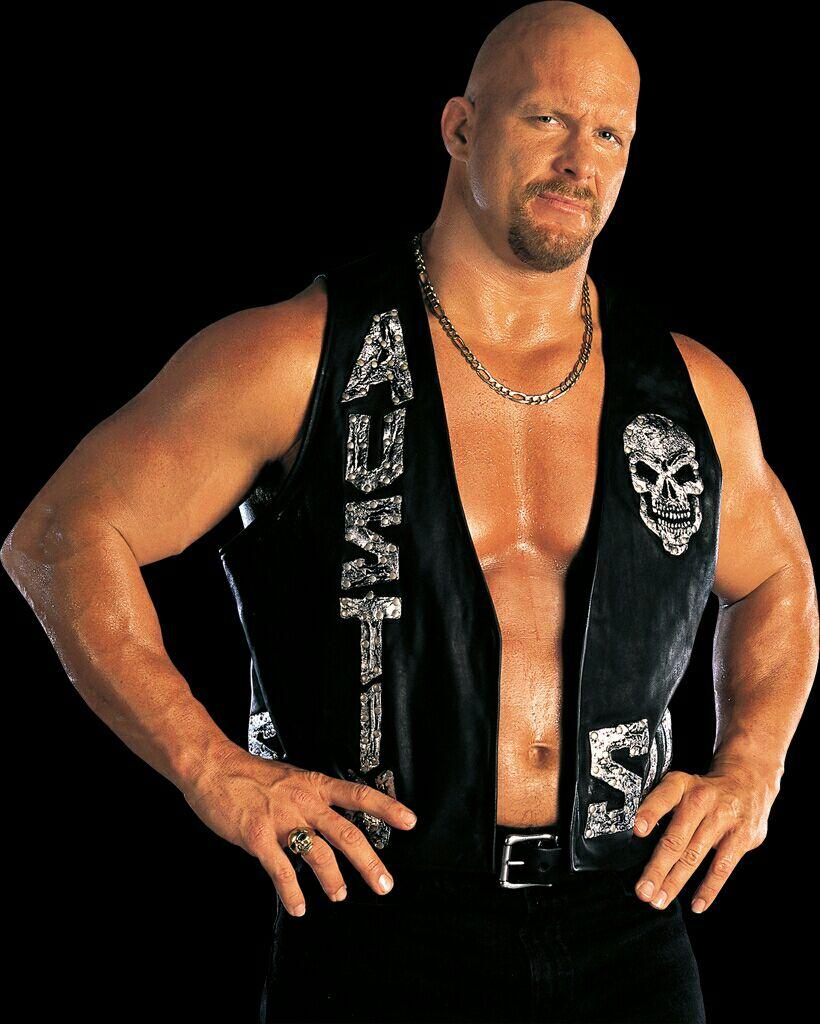 Stone Cold Steve Austin Funko - POP! WWE (05) back image (back cover, second image)