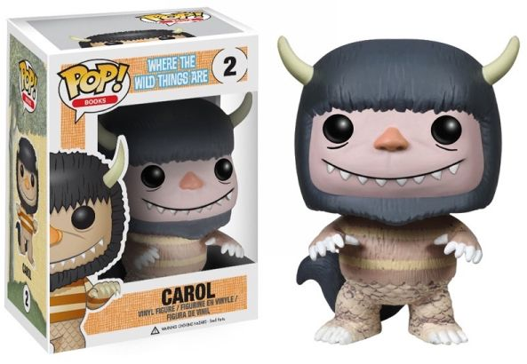 Carol Funko - POP! Books (02) front image (front cover)