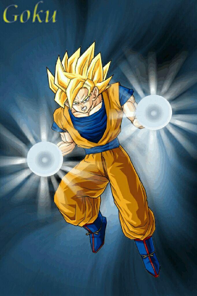 Super Saiyan Goku Funko - POP! (14) back image (back cover, second image)