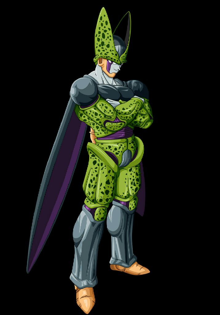 Perfect Cell Funko - POP! Animation (13) back image (back cover, second image)