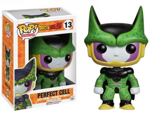 Perfect Cell Funko - POP! Animation (13) front image (front cover)