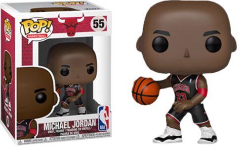 Michael Jordan Funko - POP! Basketball (55) front image (front cover)