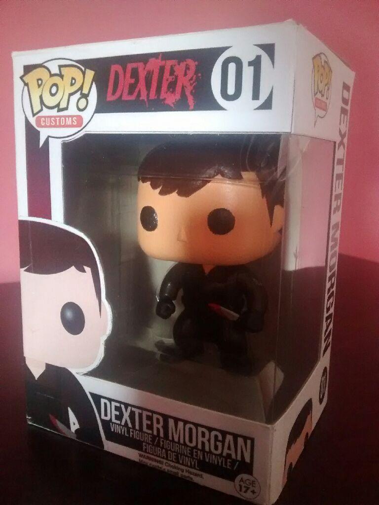 Dexter Morgan Funko - POP! Custom (01) front image (front cover): www.sortitapps.com/item/funko/nocode20150901101649347
