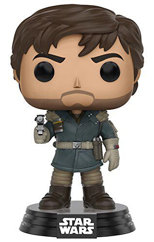 SW - Cptan Cassian Andor Funko front image (front cover)
