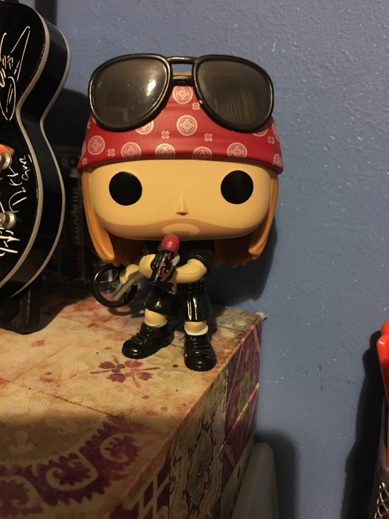 Alex Rose Funko front image (front cover)