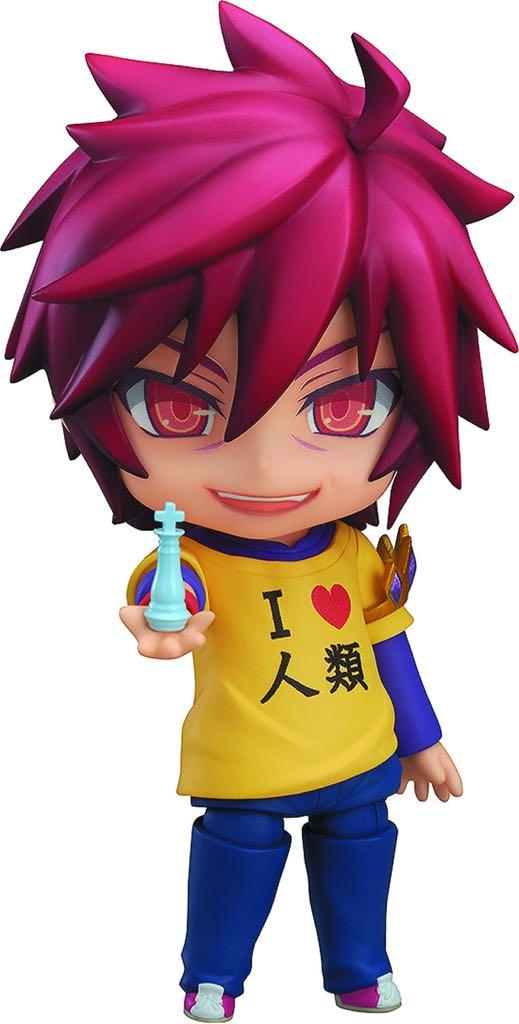 Sora Funko - Nendoroid (652) front image (front cover)