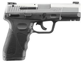 PT24/7 G2 Gun - Taurus (Semi-automatic Pistol) front image (front cover)