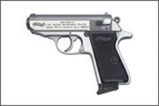 Walther Ppk/s-1 Gun - Smith&Wesson (Semi-automatic Pistol) front image (front cover)