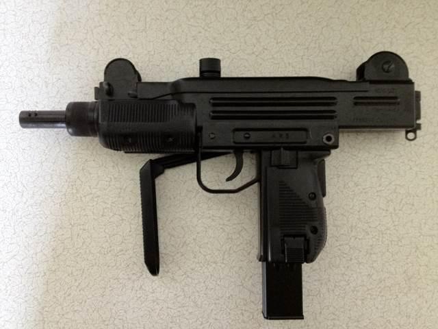 Cybergun Mini Uzi Gun Cybergun Semi Automatic Rifle From Sort