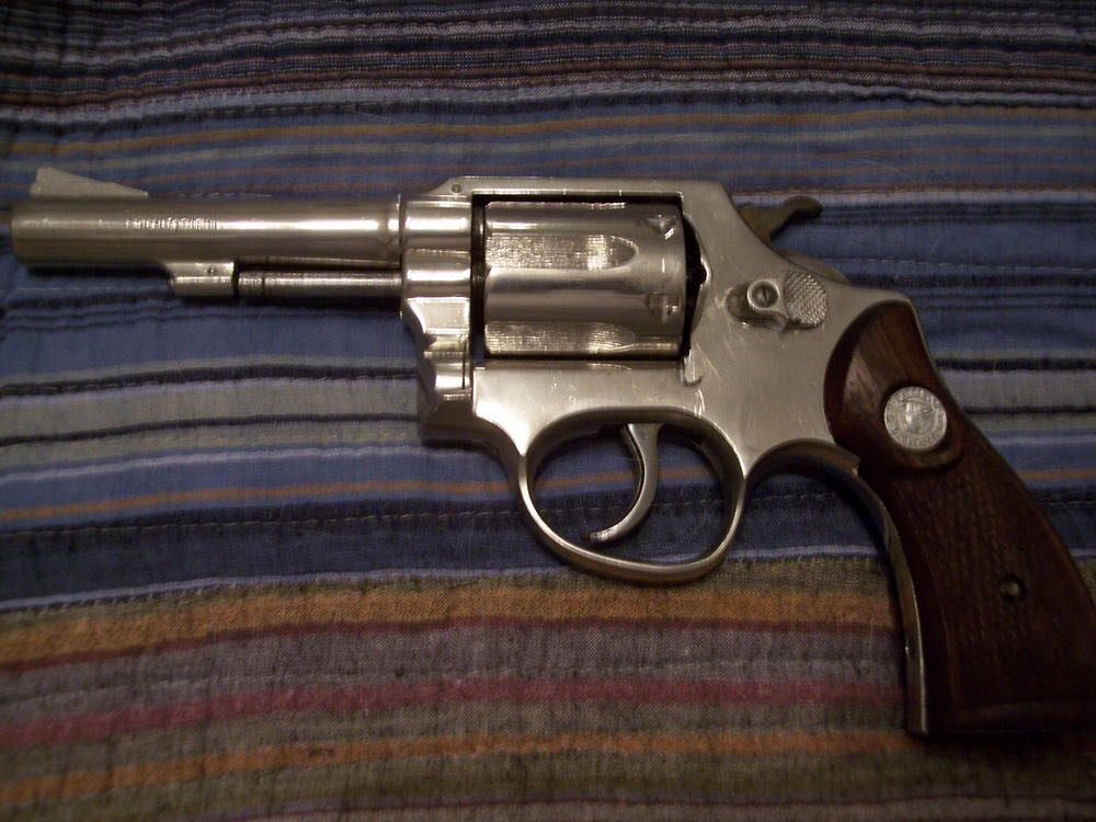 Taurus-Brazil 38 Special Gun - Taurus USA (Revolver) - from Sort It Apps