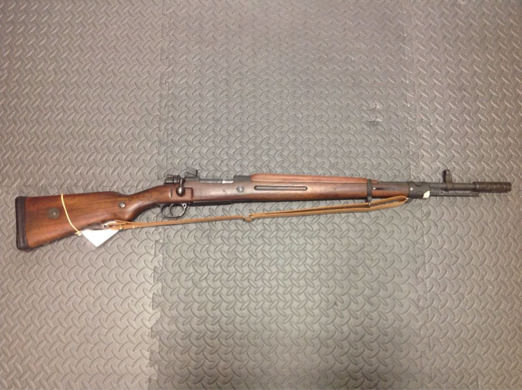 Spanish Mauser 98 - 86265 Gun - from Sort It Apps