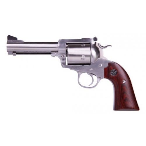 Ruger New Model Single-Six Gun - Ruger (Revolver) back image (back cover, second image)
